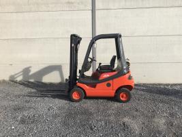 Linde H16T heftruck op LPG (179)