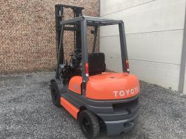 Toyota 02-6FDF25 (261) heftruck 2,5 ton diesel