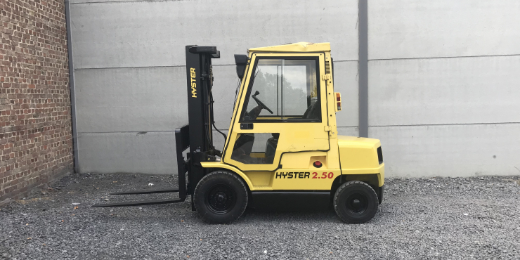 Hyster H2.50XM D (265)