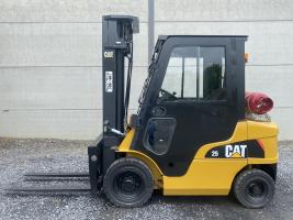 Caterpillar GP25NT (238) heftruck lpg
