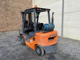 Heli CPYD25 (264) heftruck LPG triplex