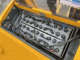 Jungheinrich EJC Z16 elektrische transpalet en stapelaar (621)