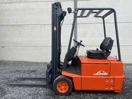 Linde E15 (179) heftruck elektrisch