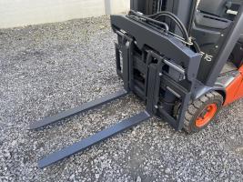 Linde E16-01 (180) heftruck elektrisch