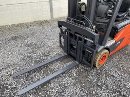 Linde E16-02 EVO (165) heftruck elektrisch