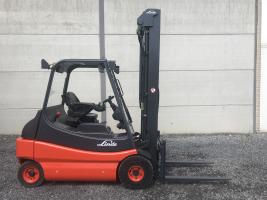 Linde E30-02 (262) heftruck elektrisch - 3 ton