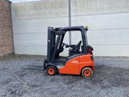 Linde H16T-01 (195) heftruck LPG 1,6 ton