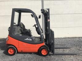 Linde H16T-03 (167) heftruck LPG