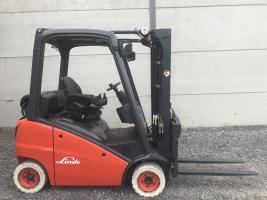 Linde H18T-00 (121) heftruck LPG