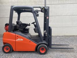 Linde H20T-01 (170) heftruck LPG