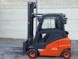 Linde H20T-01 (189) heftruck op LPG - triplex