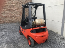 Linde H20T-03 (181) heftruck triplex 2 ton