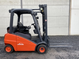 Linde H20T (201) heftruck op LPG - triplex