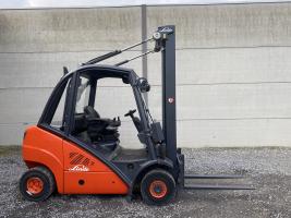 Linde H25D heftruck 2.500 kg diesel TRIPLEX  (240)