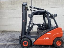 Linde H25D (248) heftruck diesel
