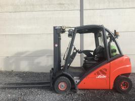 Linde H25T-01 (245) heftruck LPG 2,5 ton triplex