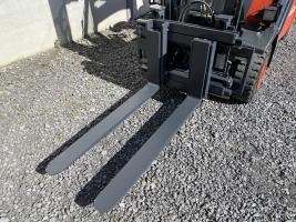 Linde H25T-01 (248) heftruck LPG 2,5 ton triplex