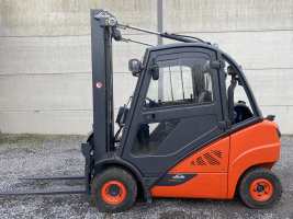 Linde H25T-02 EVO (231) heftruck LPG 2,5 ton