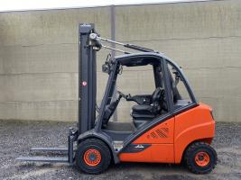 Linde H30D-02 EVO heftruck diesel 3 ton (231)