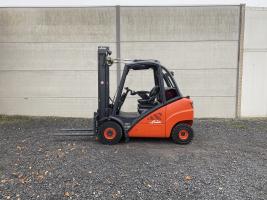 Linde H30T-01 (214) heftruck LPG 3 ton