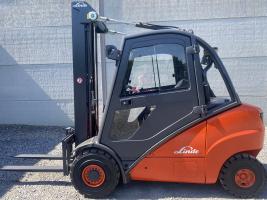 Linde H35D (215) heftruck diesel 3,5 ton
