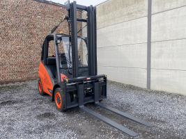 Linde H40T-01 heftruck LPG (241)