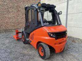 Linde H45D-01 (217) heftruck diesel - 4,5 ton