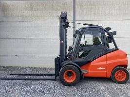 Linde H50D (261) heftruck diesel - 5 ton