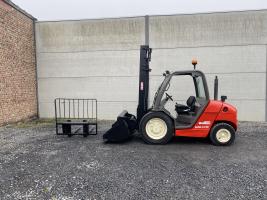 Manitou MSI25D 2x4 heftruck ruw terrein (249)
