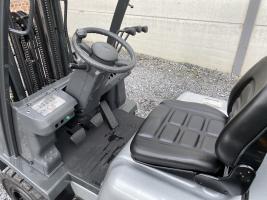 Nissan PD01A18PQ (199) heftruck LPG