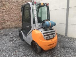 Still R70-25T (252) heftruck LPG (gas)