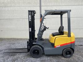 TCM FHD18T3 (180) heftruck diesel