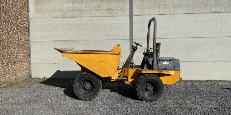 Benford PT 4000 H bandendumper 4x4 (25)
