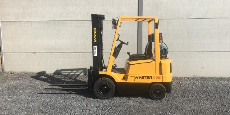 Hyster H1.75XM (167) heftruck LPG (gas)