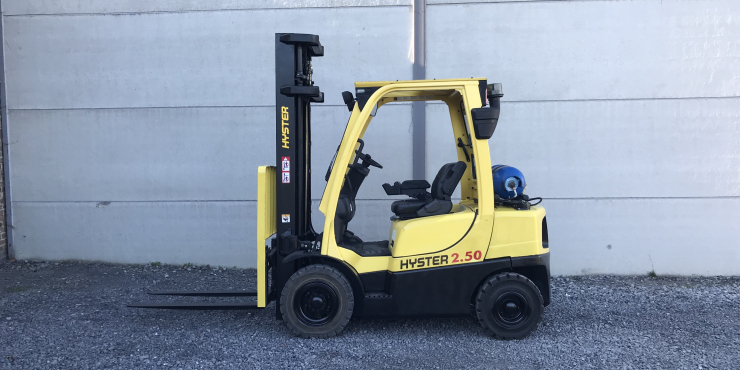 Hyster H2.5FT (243)
