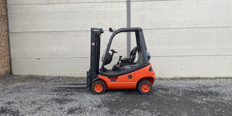 Linde H16T-03 heftruck LPG (170)