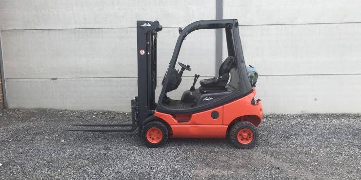 Linde H16T-03 heftruck op gas (181)