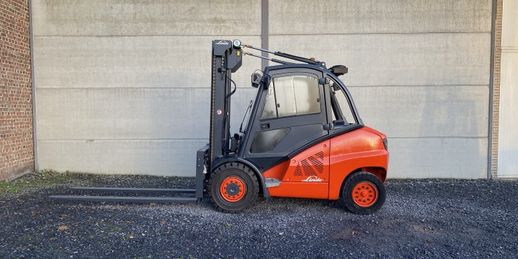 Linde H50D (249) heftruck diesel - 5 ton