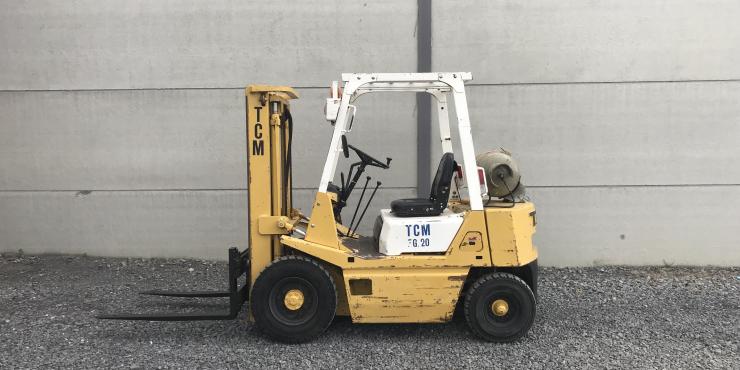 TCM FG20 M2